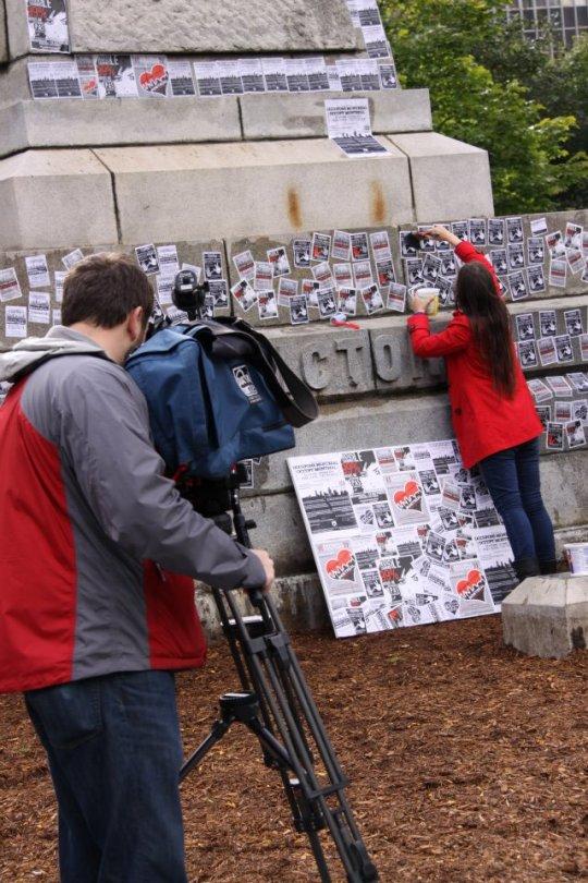 Occupy Montreal Media